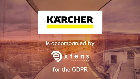 Karcher Extens Consulting GDPR