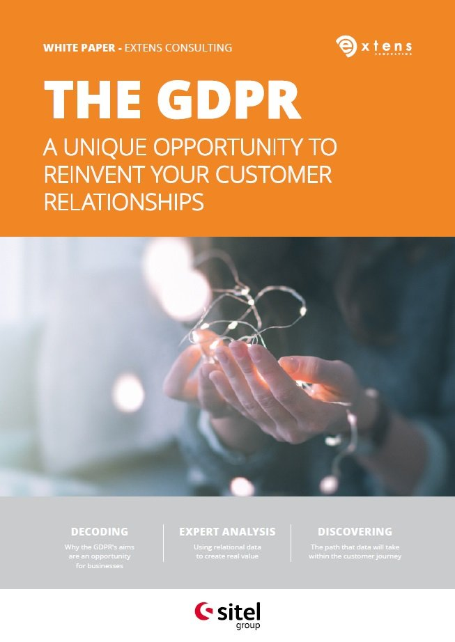 Extens Consulting White Paper GDPR