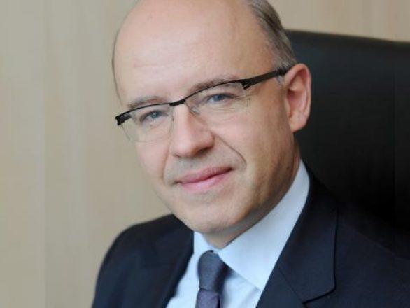Xavier Quérat-Hément, Président de l'Association Esprit de service