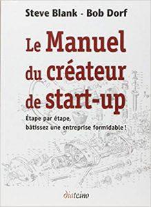 Steve Blank_Le manuel du créateur de startup